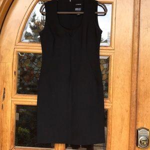 City Stretch NY&CO Black sleeveless dress.